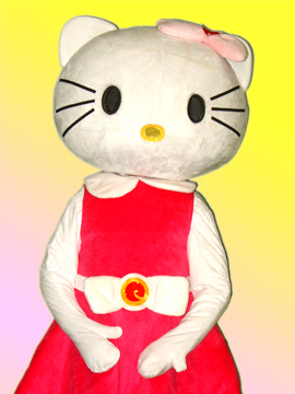 hello kitty children's girl's party character nj