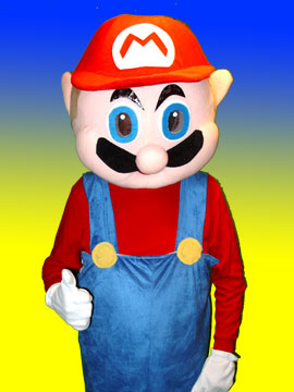 mario super brothers children's parties nj