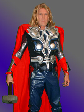 thor licenced costume new jersey nj party fun