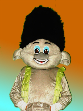 troll cartoon characters nj children's party